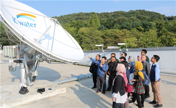 한국수자원공사,동남아 8개국 공무원, 우리나라에서 물관리 교육 받는다