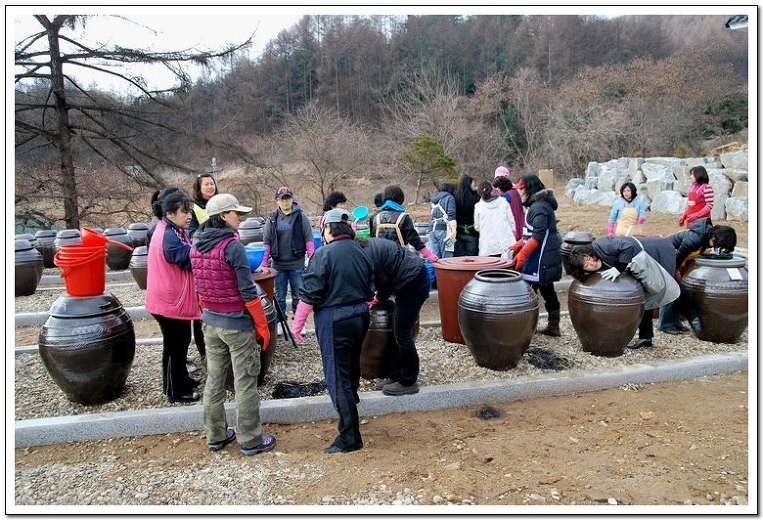 양주시, 전통 장 담그기 체험 참가자 모집