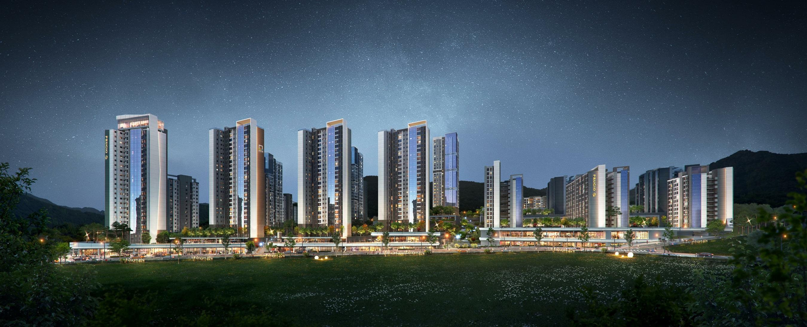 대우건설 컨소시엄, 4천7백억 규모 '상계2구역 재개발사업' 시공사 선정