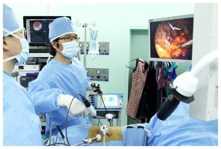 가톨릭대학교 서울성모병원, 전립선암 복강경 수술 1,000례, 국내 최다 성적 달성