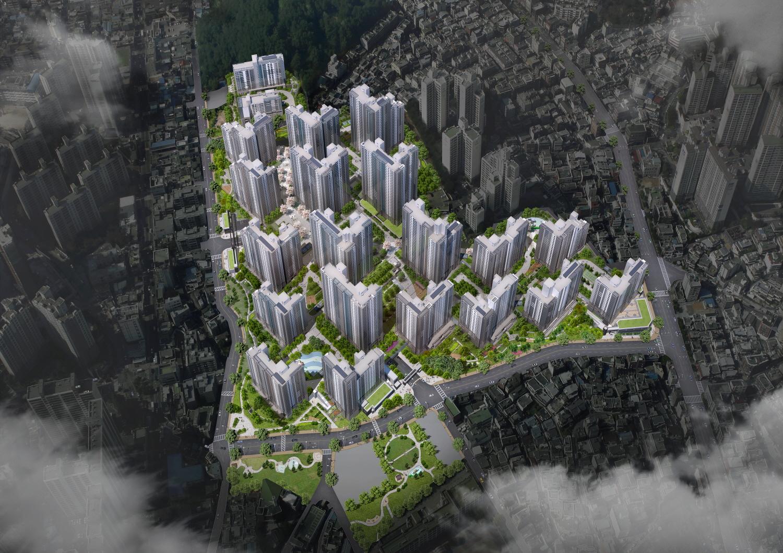 부산시, 연지2구역 재개발 '래미안 어반파크' 6월 21일 견본주택 개관