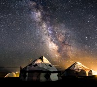 참좋은여행, '세계 3대 별 관측지' 몽골에 별 보러 가자